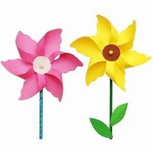 Pliage Serviette Moulin A Vent : moulin vent en papier fleur des langues ~ Melissatoandfro.com Idées de Décoration