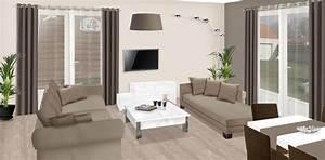 peinture mur taupe quelle couleur avec le taupe pour un With delightful couleur gris taupe pour salon 9 deco chambre 9m2