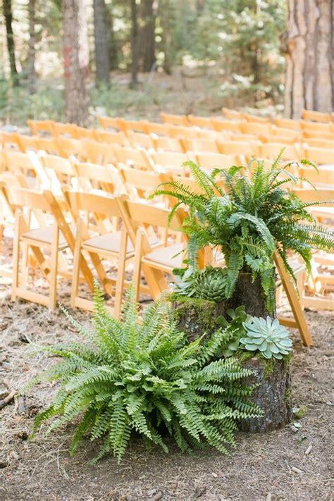 edgy  bold fern wedding ideas crazyforus