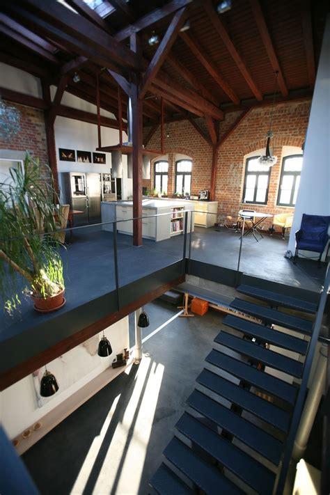 7 Inspirational Loft Interiors by Loft Interior Exposed Brick Beam Seattle Loft