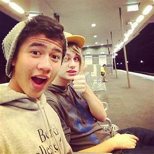 Calum and Michael - 5 Seconds of Summer Photo (36918149 ...