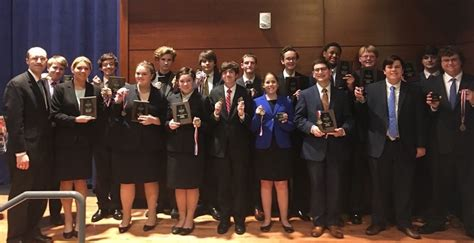state championship speech debate titles saint james school