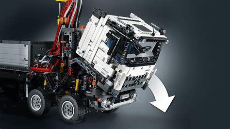 mercedes arocs lego 42043 mercedes arocs 3245 products lego 174 technic lego technic lego