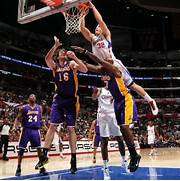 poster dunk   Athletic...Blake Griffin Dunk On Lebron James