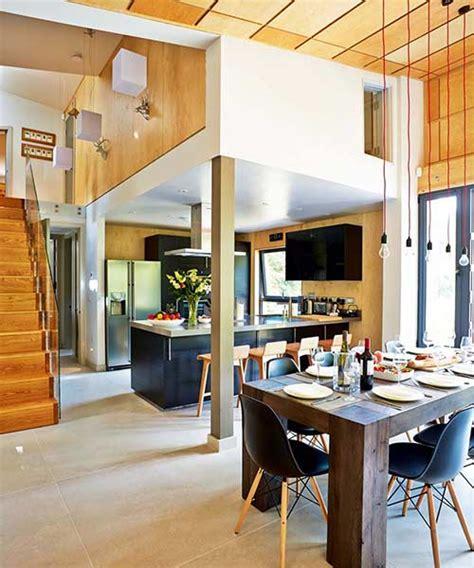 open plan kitchens homebuilding renovating