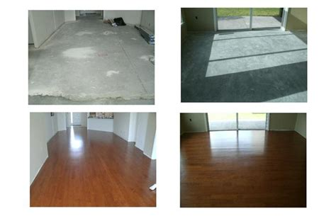 Preparing Subfloor For Travertine Tile by Master Craftsman Service Installs Repairs Refinishing