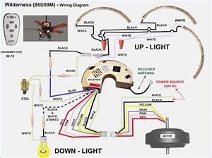 Hampton Bay Wiring Instructions