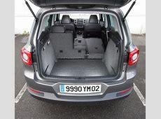 BMW X3 18d Volkswagen Tiguan Carat 20 TDI 4 x 4 Le X3
