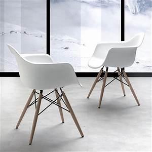 Chaise Scandinave Accoudoir : chaise accoudoir scandinave ~ Teatrodelosmanantiales.com Idées de Décoration