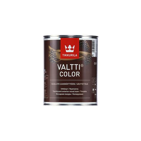 Антисептик Tikkurila Valtti Color база EC 0.9 л