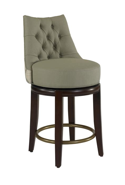 swivel bar stools with backs decofurnish