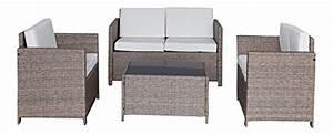 Balkon Lounge Möbel : rattan sets und andere gartenm bel von jet line online kaufen bei m bel garten ~ Whattoseeinmadrid.com Haus und Dekorationen