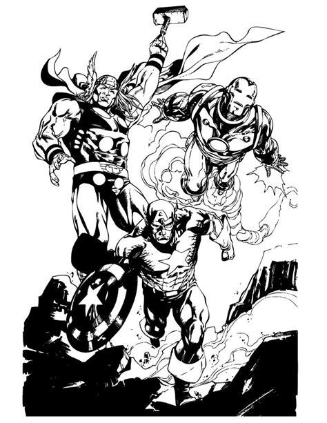 212 best lineart avengers images on pinterest the
