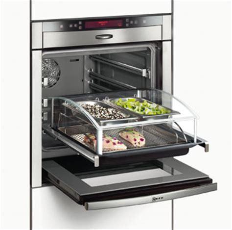 cuisine four vapeur astuce de cuisson vapeur pour les petites cuisines