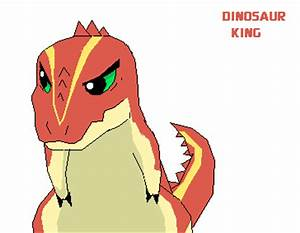 Dinosaur King Terry thingie by dabbido on DeviantArt
