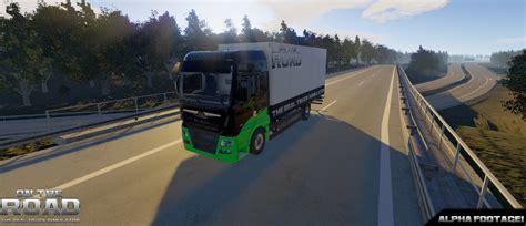 on the road truck simulator on the road ın yeni ekran g 246 r 252 nt 252 leri