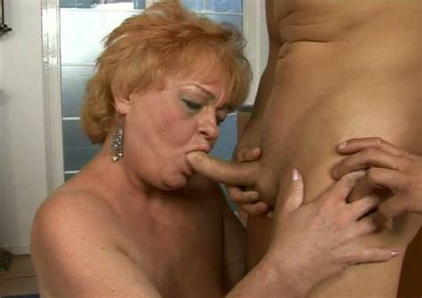 Old Black Grannies Giving Sloppy Head