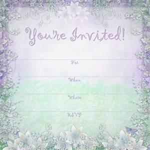 party invitation template invitation templates With inviation templates
