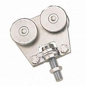 Roulette Pour Porte Coulissante : roulettes de porte de garage bricozor ~ Dailycaller-alerts.com Idées de Décoration