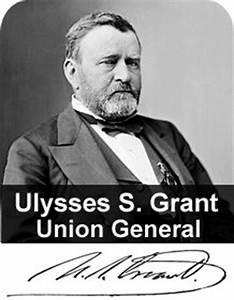 GENERAL GRANT Quotes Like Success
