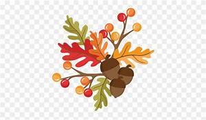 Fall Leaves Clip Art - Thanksgiving Banner Clipart ...