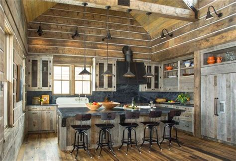 exceptional rustic kitchen designs youll enjoy cooking