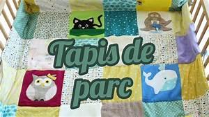 Sonnenschirm Rechteckig 3 X 4 : diy tapis en patchwork pour un parc de b b youtube ~ Frokenaadalensverden.com Haus und Dekorationen