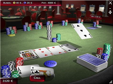 Texas Hold'em Poker 3dgold Edition 2008 Download