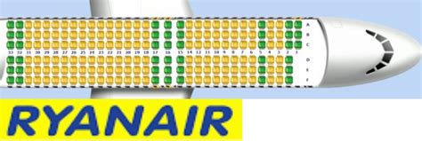 boeing 737 plan sieges vols low cost ryanair