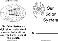 layers of the venus worksheet planets zoom astronomy