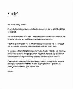 hardship sample letter for unpaid medical bills With medical hardship letter template