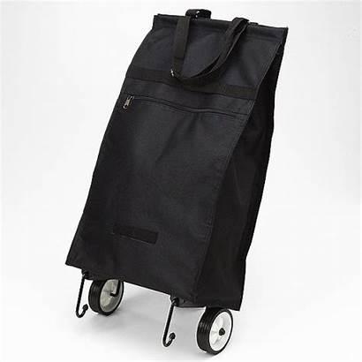Shopping Bag Folding Wheels