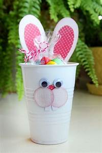 Basteln Mit Plastikbechern : basteln mit kindern kreative bastelideen aus papp und plastikbechern zum selbermachen diy ~ Watch28wear.com Haus und Dekorationen