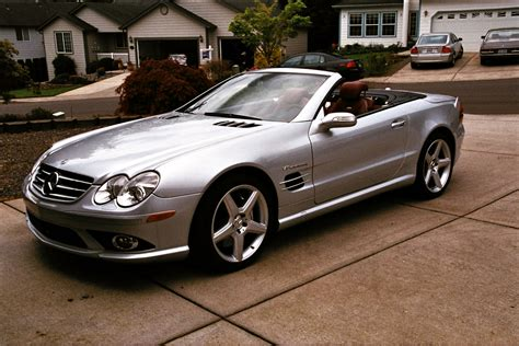 Mercedes Sl Class Picture by 2007 Mercedes Sl Class Pictures Cargurus