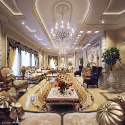 luxury livingrooms luxury villa in qatar visualized
