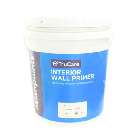 asian paints interior wall primer paint packaging size
