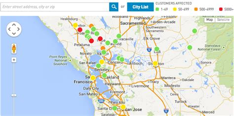 power outages  san francisco earthquake business insider