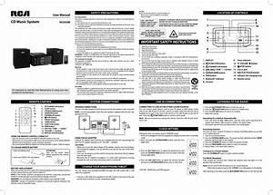 Alco Electronics Rs2929b Cd Music System User Manual