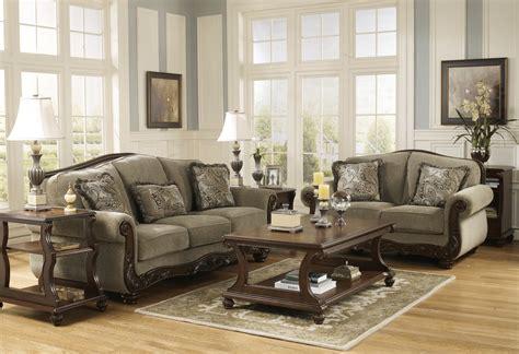 martinsburg meadow living room set  ashley