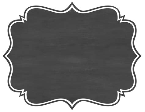 chalkboard logo templates free chalkboard sign clipart clipground
