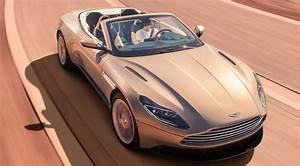 Nouvelle Aston Martin : nouvelle auto aston martin db11 volante 2019 cheveux aux vents luxury car magazine ~ Maxctalentgroup.com Avis de Voitures