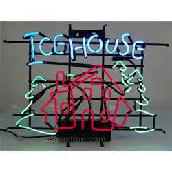 Ice House Neon Sign
