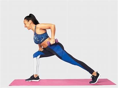 Leg Workouts Dumbbell Strength Row 30s Legs