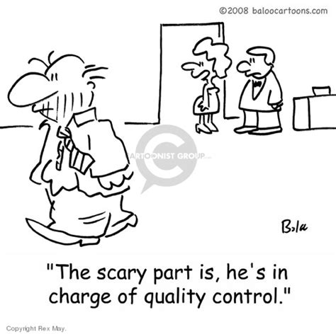 Funny Quality Assurance Cartoons