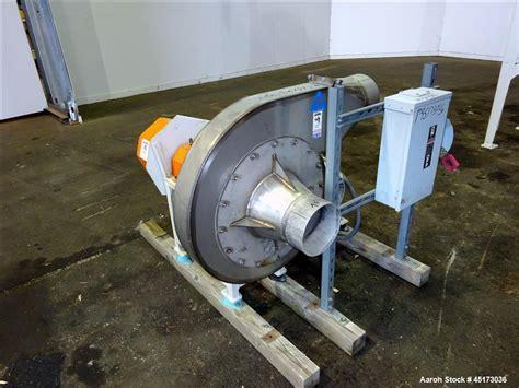 Used- Kice Industries Vr Venturi Pulse Jet Dust C