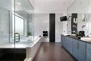 45 modern bathroom interior design ideas for Bathroom window height from floor