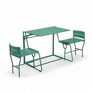 Jardin Et Balcon : picnic le salon de jardin balcon transformable 2 en 1 ~ Premium-room.com Idées de Décoration