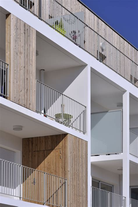 Kitchen Theme Ideas For Apartments - stylish balconies become integral parts of their buildings facade esteban apartment complex by