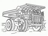 Coloring Dump Truck Transportation Printables Wuppsy Trucks Tractor Cars Construction Garbage Tow Police Fire Ausmalbilder Feuerwehr sketch template