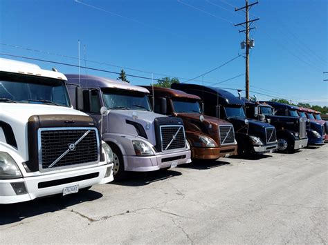 chicago marmon trucks family owned commercial truck